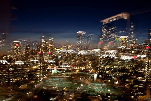 -- toronto skyline 1 --