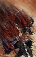 Celar Darknite by DavidAP