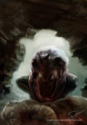 Herion Werewolf by DavidAP