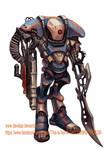 Tnt Delerict robot colour