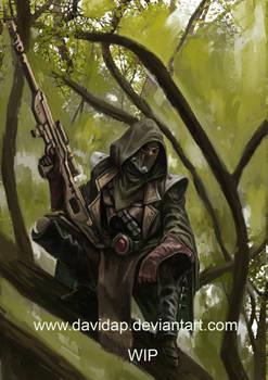 Eldar scout