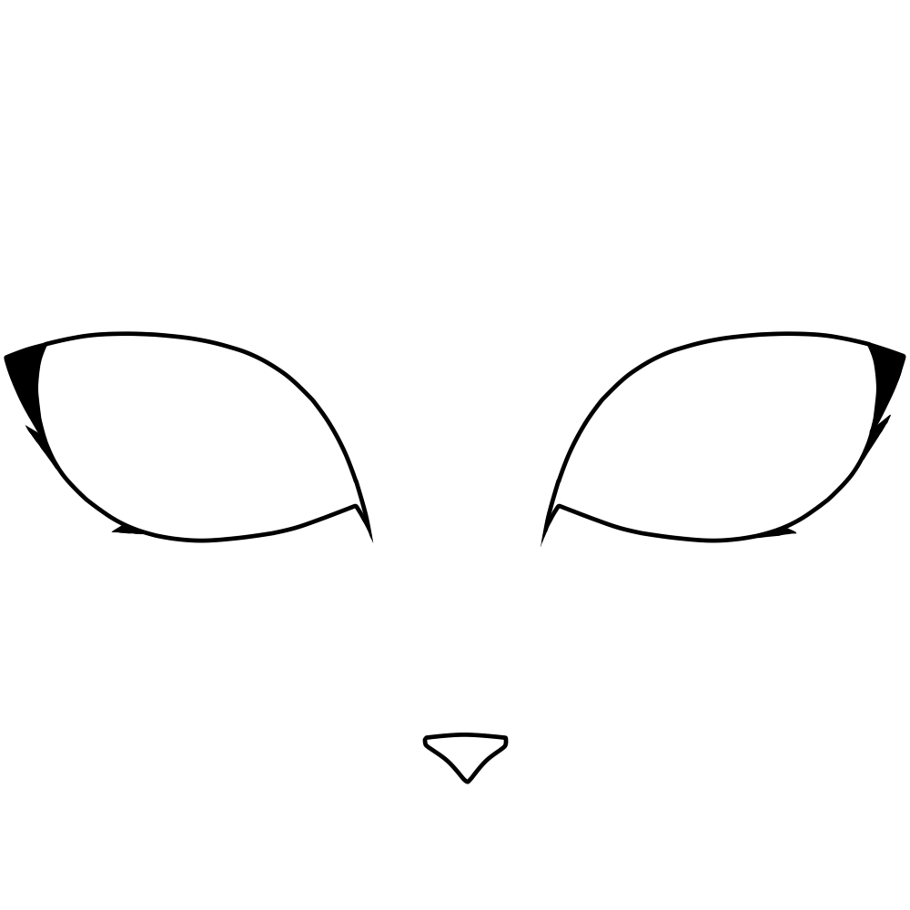 Line Art Eyes : Eye lineart free to use by katlover on deviantart
