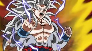 What If: Goku Xeno SSJ5