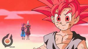 What If: Goku GT in SSJ God