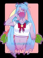 Sailor Slime 2.0 by NinjAubrey
