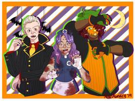 Fortune Dweller Halloween