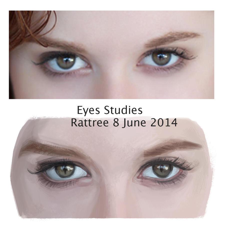 K Sheet Eye 1 comp by rattree