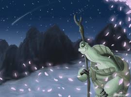Master Oogway by Shawnzy