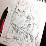 16. Princess Mononoke