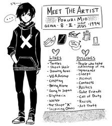 Meet the Artist: PokuriMio by PokuriMio