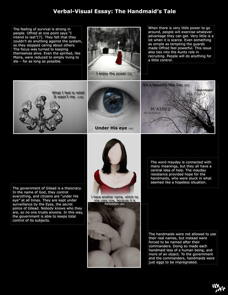 handmaid s tale a visual essay by crappopotamus on   handmaid s tale a visual essay by crappopotamus