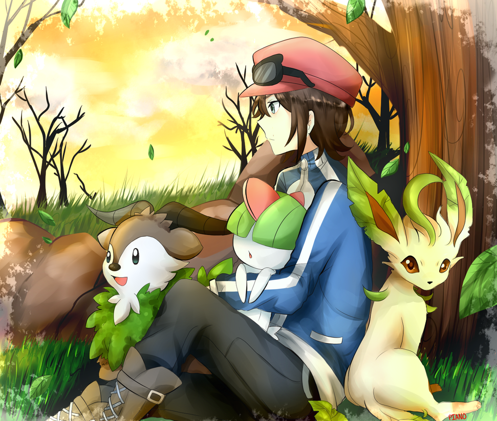 XY by pianorei