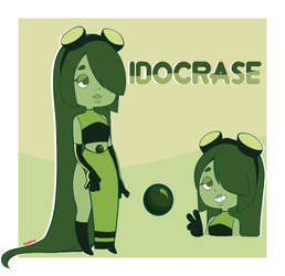 Idocrase by pianorei