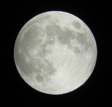 Harvest Moon by natureandie