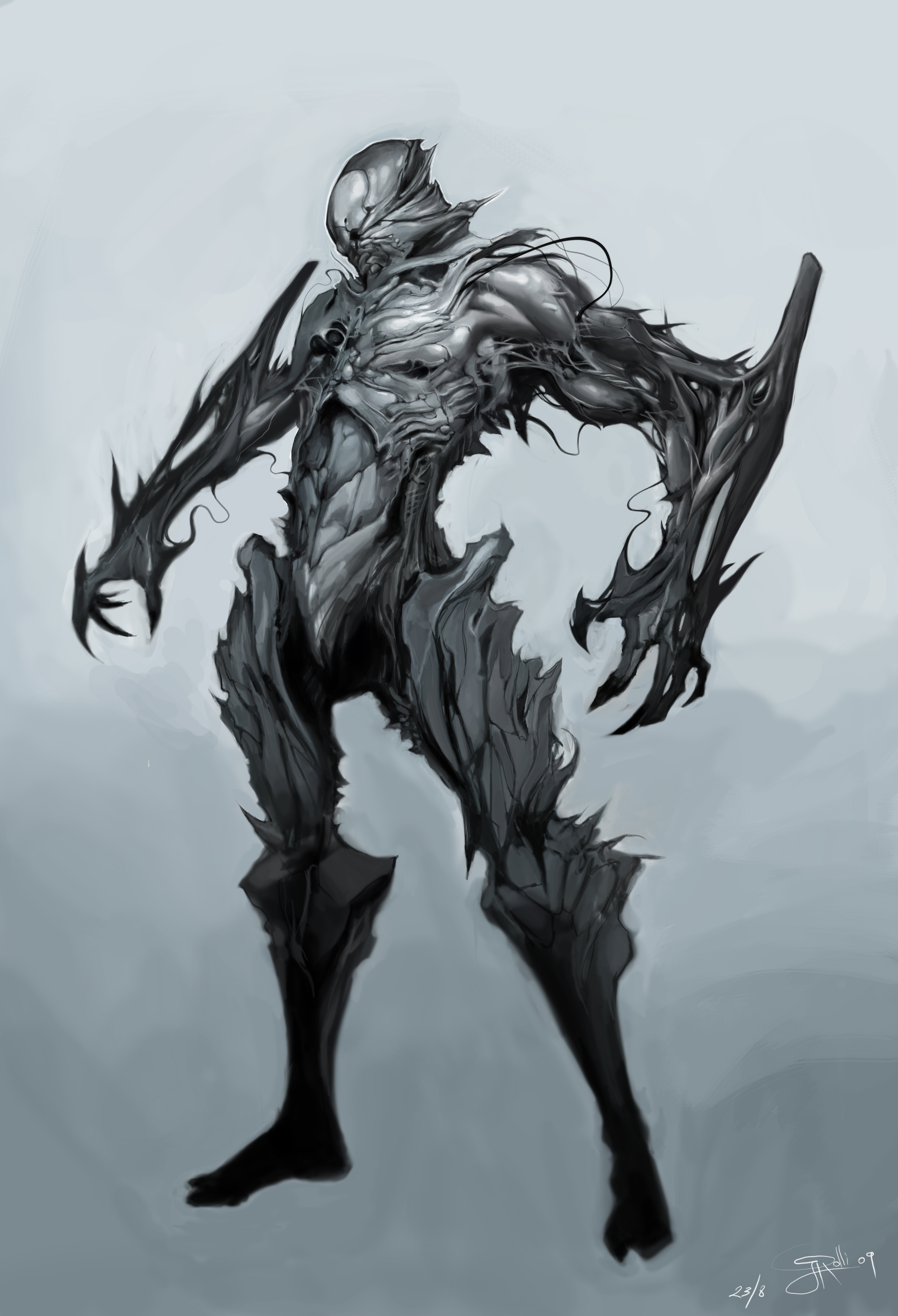 """Saren """"The Guillotine"""" Kroh, from MATCHED, a roleplay on RPG  Saren """"The..."""