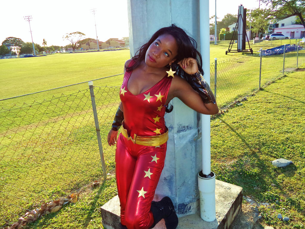 Teen Titans - Donna Troy by thetenten16