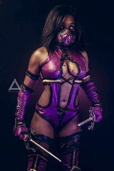 Mileena Test your Might by LyonegraCostuming