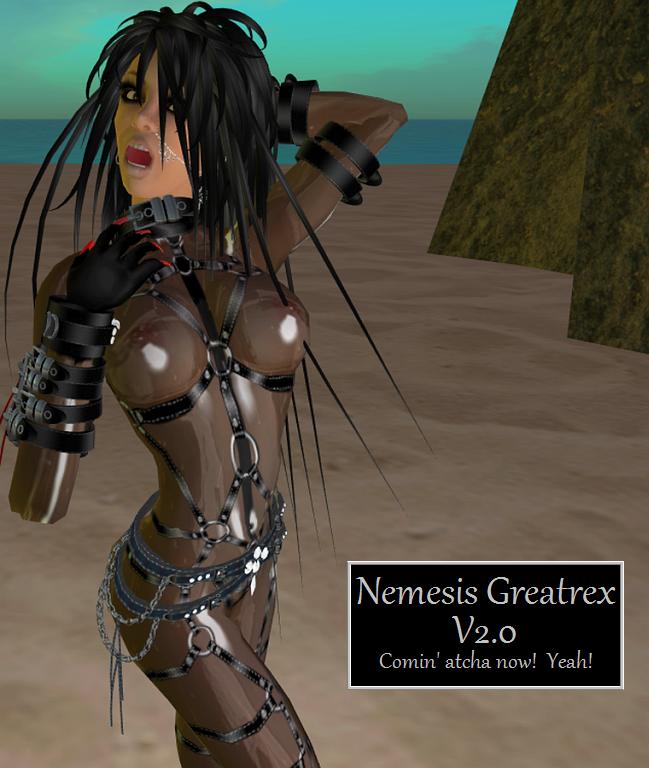 NemesisGreatrex's Profile Picture