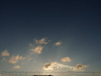 Beautiful Cloud Glowing by EGGlove