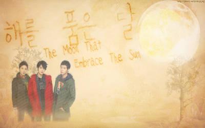 JYJ Wallpaper by EGGlove