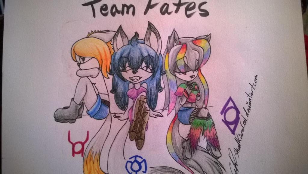 Team Fates by ShadKiaraGal