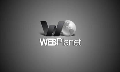 webplanet logo by WMAO