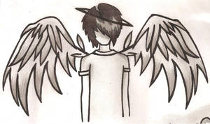 emo angel thingthing
