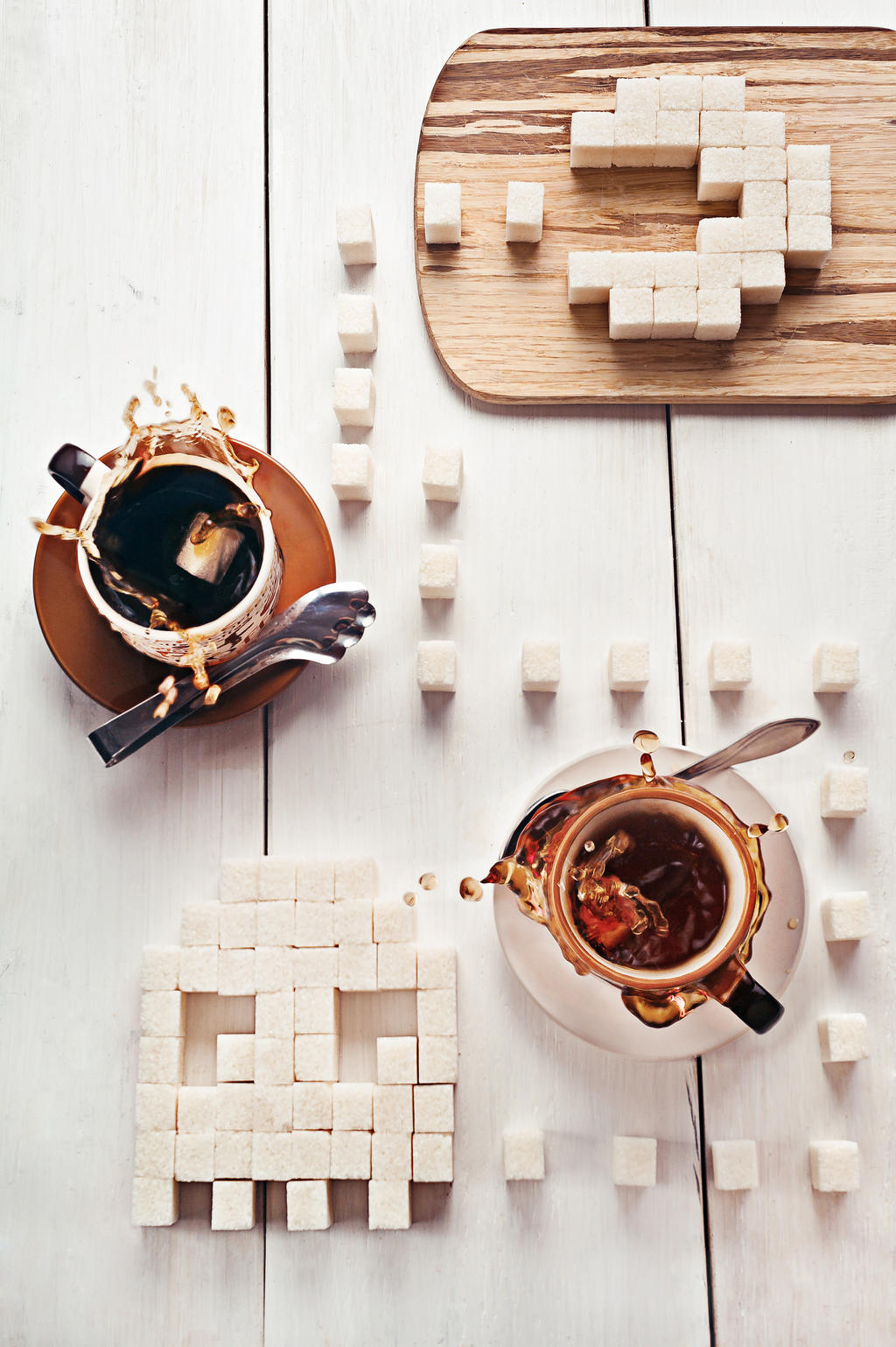 8 bit teatime (Pac-Man)