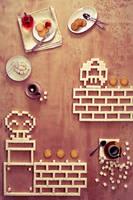 8 bit teatime (Mario) part 1 by dinabelenko