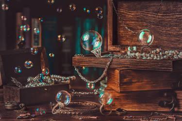 Jewelry box by dinabelenko