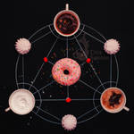 Sweet alchemy of cooking