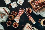 Shades of coffee