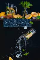 Lemonade from the top shelf by dinabelenko