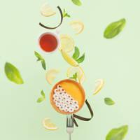 Lemon tart by dinabelenko