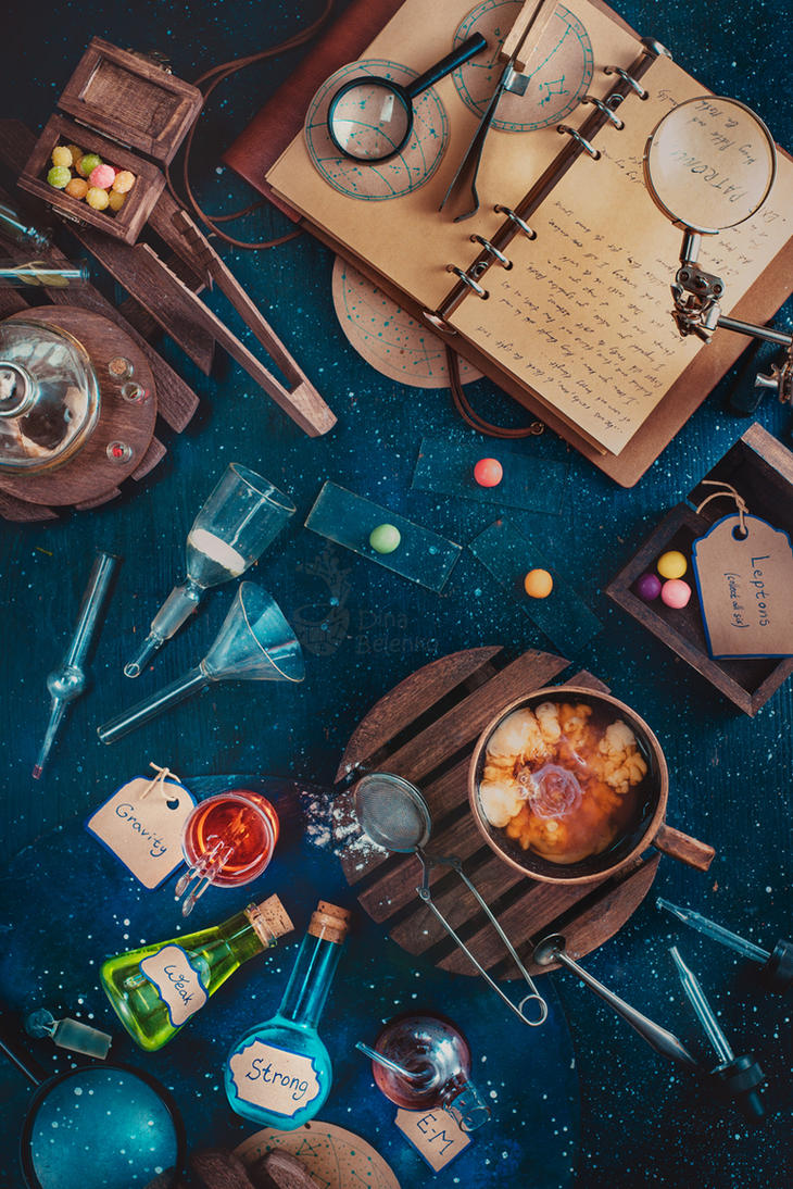 Ravenclaw Science by dinabelenko