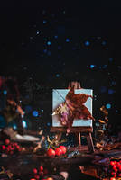 September Art by dinabelenko