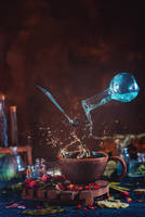 Drop of Potion by dinabelenko
