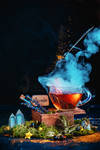 Stardust tea (Levitation version)