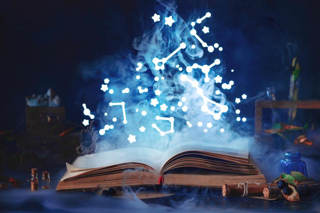 Starlight book by dinabelenko