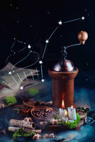 Cupcake constellation by dinabelenko