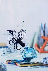 Stories of Ink: Under water