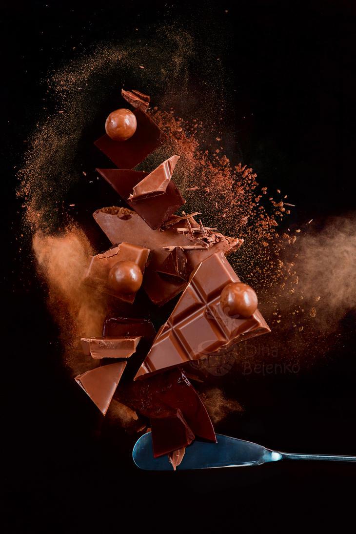 Chocolate Explosion (1) by dinabelenko