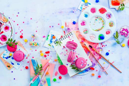 Art and Confetti (2)