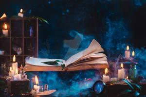 Beginner's Spellbook by dinabelenko