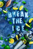 Break the Ice by dinabelenko