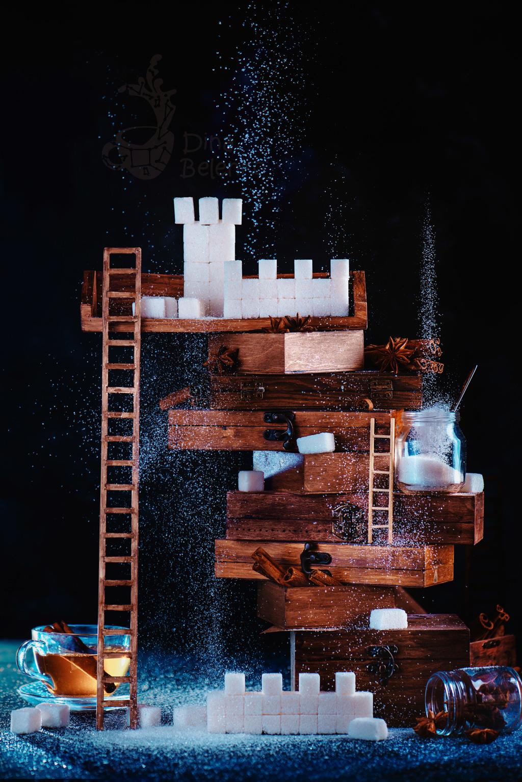 Sugar Castle (Part 3) by dinabelenko
