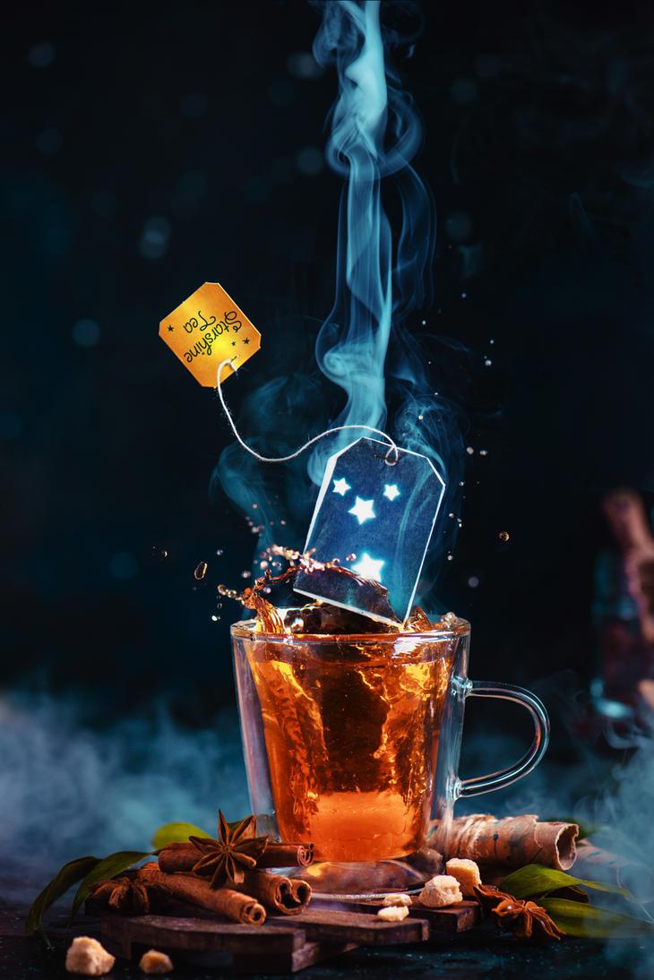 Starlight Tea by dinabelenko