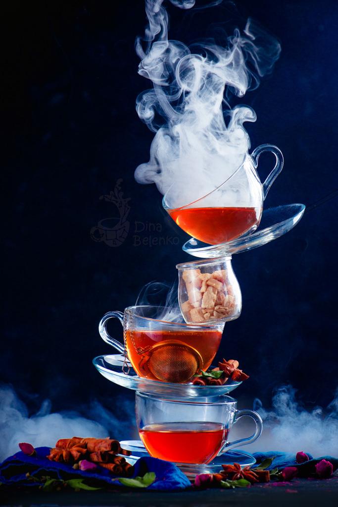 Balancing Tea by dinabelenko