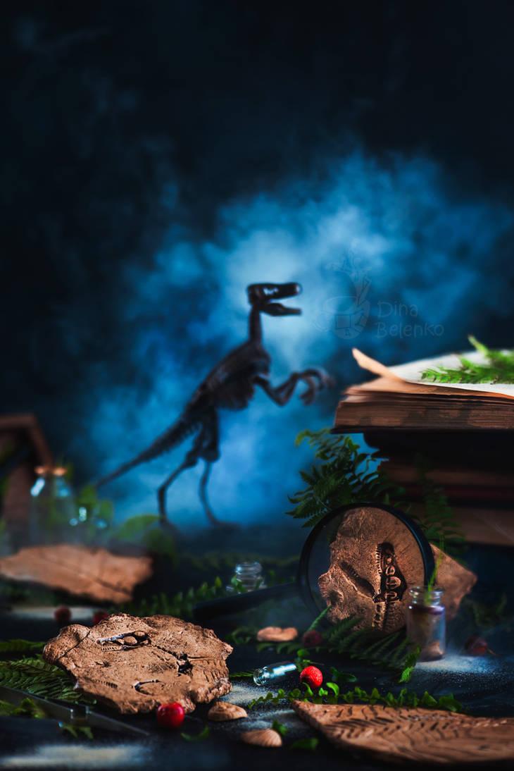T-Rex and his sense of kawaii (Part 2) by dinabelenko