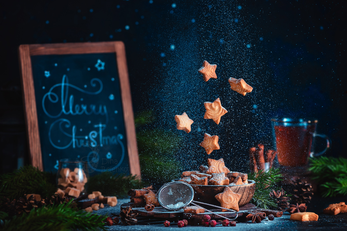 Make a wish (Think of cookies) by dinabelenko